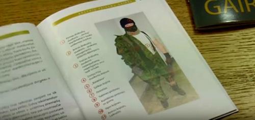 Министерство обороны Латвии: не сотрудничай с оккупационной властью