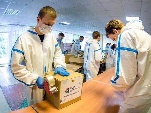 20 тысяч челябинских семей получили продуктовую помощь от благотворителей