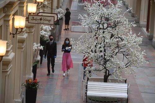 В Москве выявили  менее 2 тысяч случаев коронавируса