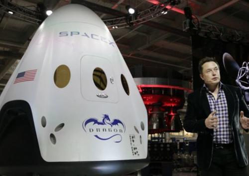 Как любитель Илон Маск наступил на пятки профессионалов Роскосмоса