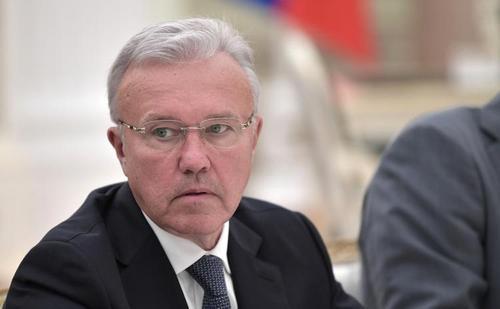 Губернатор Красноярского края Усс прилетел в Норильск, где Путин объявил ЧС федерального масштаба