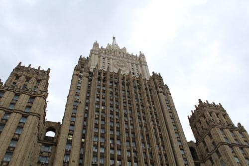 В МИД РФ пообещали адекватный ответ действиям Праги в отношении российских дипломатов