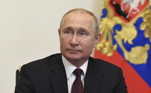 Владимир Путин помог главе Бурятии  «найти» 400 миллионов рублей, выделенных на строительство библиотеки