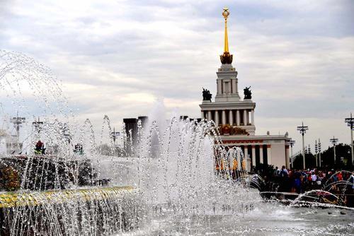 В Москве сегодня ожидается до +26 градусов