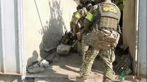 В Симферополе предотвратили теракт на рынке