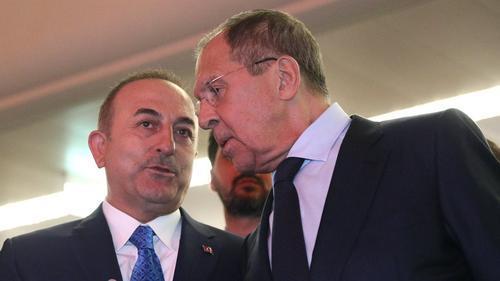 В МИДе назвали цели визита Лаврова и Шойгу в Турцию