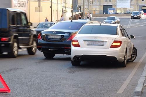 На российские дороги вернулись автоподставы