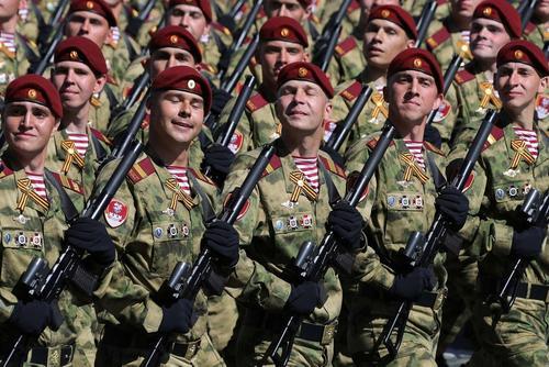 В столице Карелии отказались от проведения парада Победы