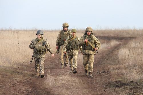 Бойцы ДНР уничтожили огневую точку военных ВСУ после их удара по югу республики