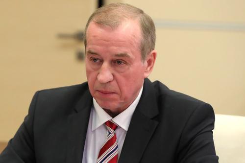 Бывший глава Иркутской области попросил Путина допустить его к выборам