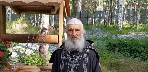Схиигумен Сергий заговорил о «православном царе» и назвал «главного врага в России»