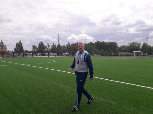 Футбольный клуб «Челябинск» начал подготовку к новому сезону
