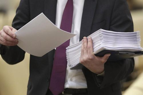 В Госдуму внесли поправки к законопроекту о ликвидации разливов нефти