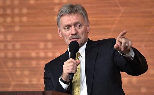 Песков прокомментировал предложение Кадырова оставить Путина президентом пожизненно
