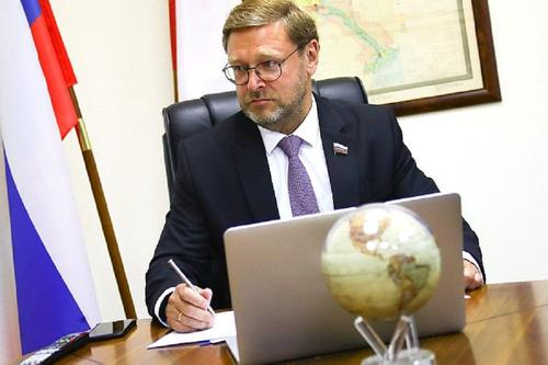 Косачев: За время почти двухмесячного карантина работа парламента не прекращалась