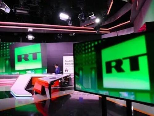 В Латвии запретили трансляцию канала Russia Today