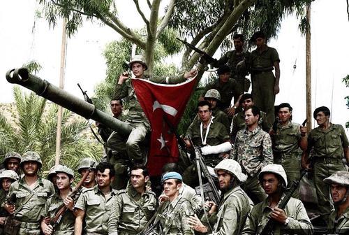 Греция  и Турция могут начать войну за острова в Эгейском море