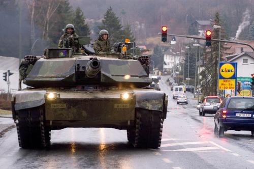 Специалисты говорят о трудностях, которые возникнут при выводе войск США из Германии