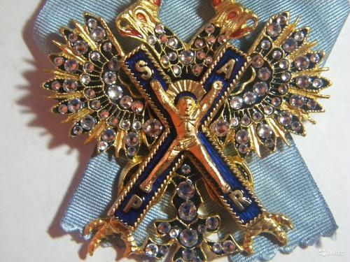 В этот день в 1998 году в Российской Федерации восстановлен орден Андрея Первозванного