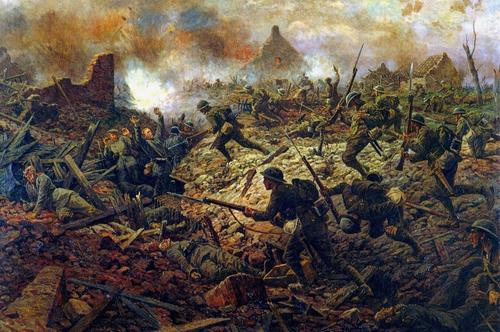 В этот день началась битва на Сомме, одна из самых жестоких в Первой мировой войне