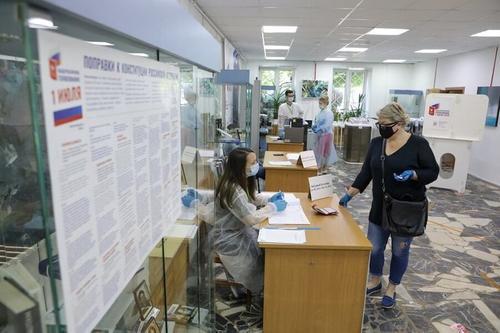 Асафов: В Москве не выявлено серьезных нарушений в ходе голосования