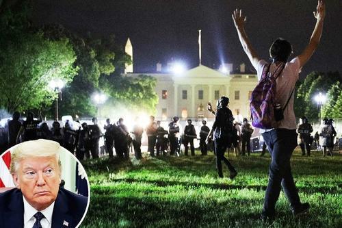 Анархии – нет! В США начинают ликвидировать «самопровозглашённые государства» протестующих