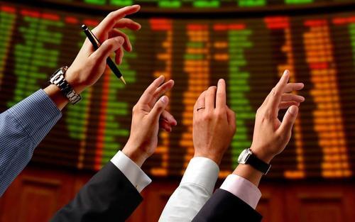 Общество биржевых спекулянтов интересуется рыночными котировками, а не политикой