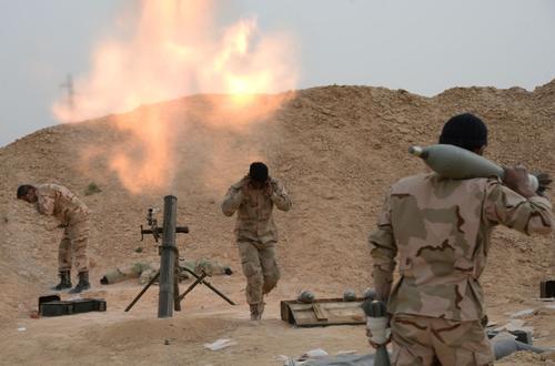 Турецкие войска и протурецая милиция атаковали позиции Сирийской арабской армии