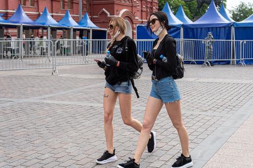 Депутат Мосгордумы Картавцева: Данные статистики подтверждают спад эпидемии в столице