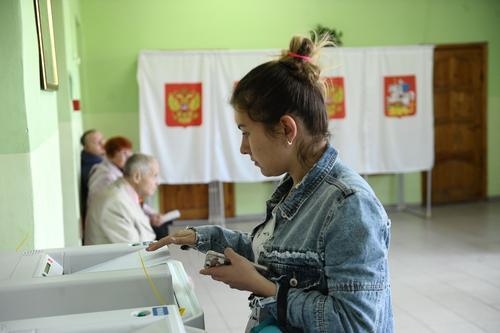 Более 2,8 млн москвичей проголосовали за поправки к Конституции
