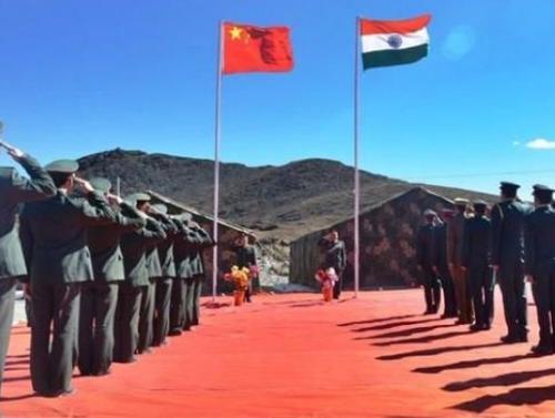 На переговорах между военными КНР и Индии есть прогресс