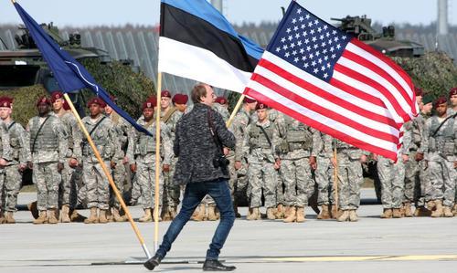 НАТО получила еще одну базу в Эстонии
