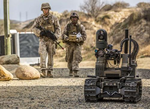 Американцы активно применяли роботов в Афганистане