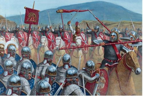 В этот день в 324 году при Адрианополе произошло сражение между армиями римских императоров Константина I и Лициния