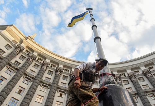 Киевский юрист допустила возможность вхождения всей Украины в состав России