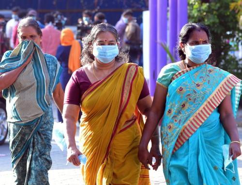Индостанский кризис. Коронавирус в Индии стремительно распространяется