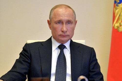 Путин рассказал об изменении законодательной базы России