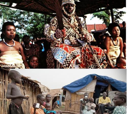 Вождизм как привычный образ жизни. Большая часть африканских государств застряло в диктаторской эпохе