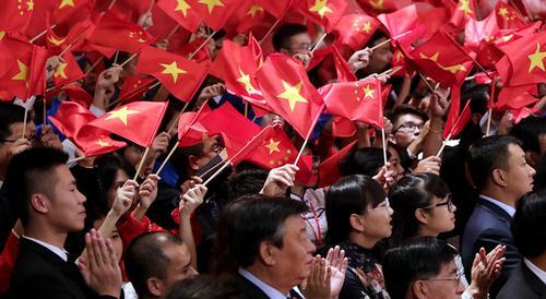 В нынешнем Китае не может быть и речи ни о какой «власти рабочих и крестьян»