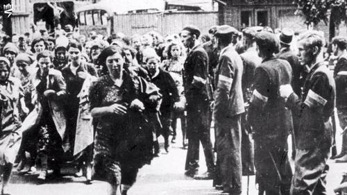 В этот день в 1941 году латышские нацисты убили около 2000 евреев