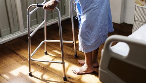 Пациент столичной больницы убил ходунками своего соседа