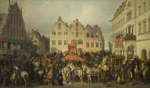 В этот день в 1710 году русским войскам сдался шведский гарнизон Риги