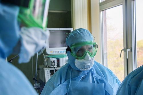 В Саранске от COVID-19 умер врач-инфекционист