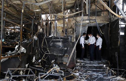 Тегеран заявил, что пожар на ядерном объекте в Натанзе привел к значительному ущербу