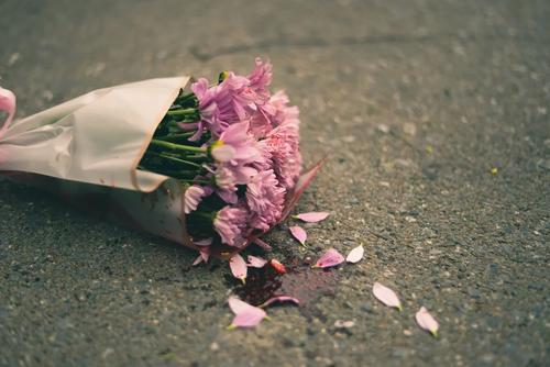 В Казани жених протащил невесту в «кровавом платье» за ногу по асфальту