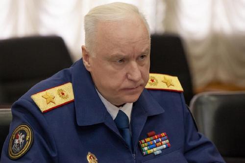 Великобритания ввела санкции против главы следкома РФ Александра Бастрыкина