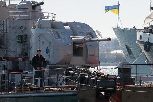 Глава ВМСУ заявил о подготовке к «полномасштабной военной конфронтации» с Россией