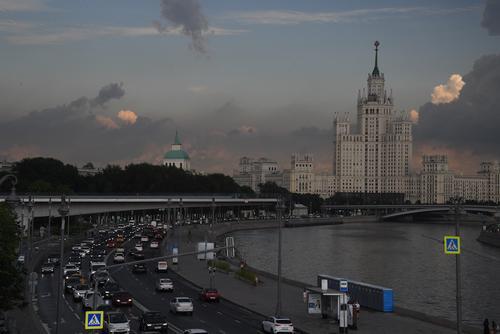 Синоптики предупредили о похолодании в Москве на этой неделе