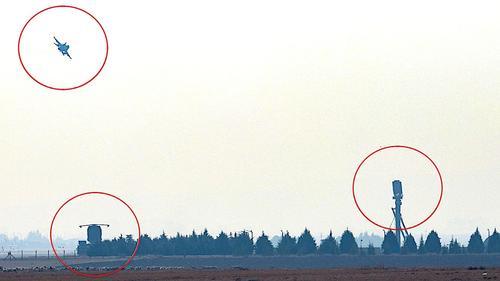 Турция провела тестирование С-400 в небе Анкары