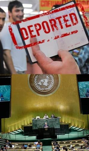 В ООН узнали о том, что в России не заботятся о беженцах